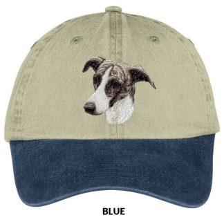 Greyhound Hat - Embroidered
