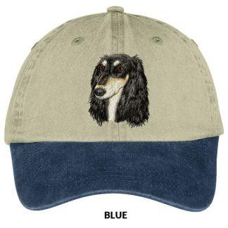 Saluki Hat - Embroidered