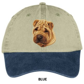 Shar Pei Hat - Embroidered