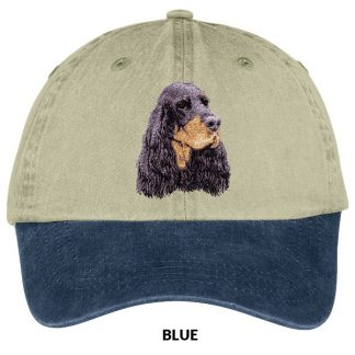 Gordon Setter Hat - Embroidered