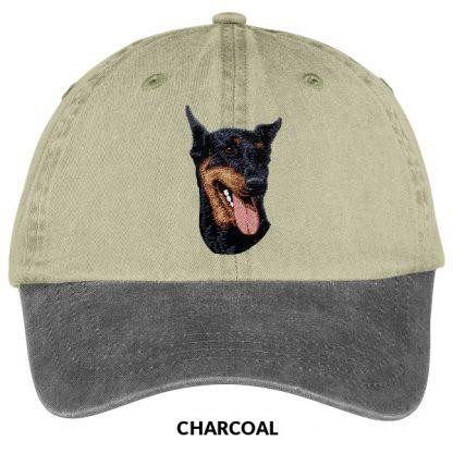 Doberman Pinscher Hat - Embroidered