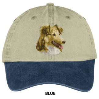 Shetland Sheepdog Hat - Embroidered