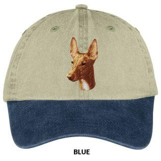 Pharaoh Hound Hat - Embroidered