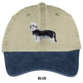 Dandie Dinmont Hat - Embroidered
