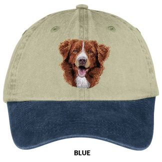 Nova Scotia Duck Toller Hat - Embroidered
