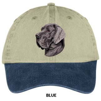 Great Dane Hat - Embroidered (Uncropped)