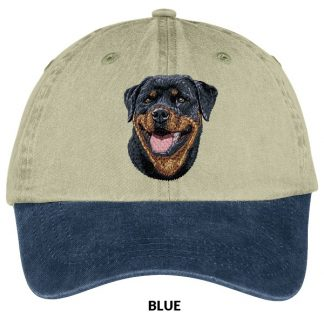 Rottweiler Hat - Embroidered