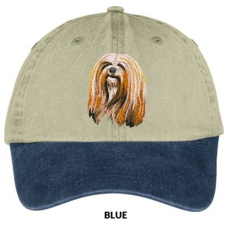Lhasa Apso Hat - Embroidered
