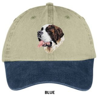 Saint Bernard Hat - Embroidered