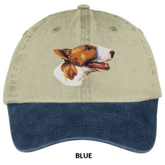 Bull Terrier Hat - Embroidered
