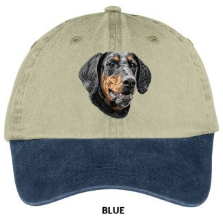 Doberman Pinscher Hat - Embroidered (Uncropped)