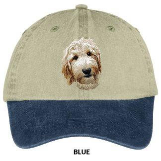 Goldendoodle Hat - Embroidered