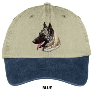 Belgian Malinois Hat - Embroidered