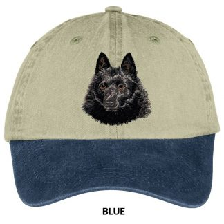 Schipperke Hat - Embroidered