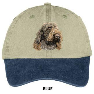 Spinone Italiano Hat - Embroidered