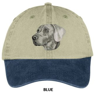 Weimaraner Hat - Embroidered