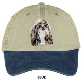 Shih Tzu Hat - Embroidered