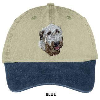 Irish Wolfhound Hat - Embroidered