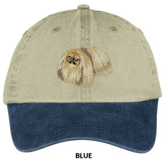 Pekingese Hat - Embroidered