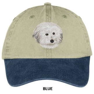 Coton de Tulear Hat - Embroidered