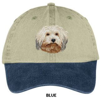 Havanese Hat - Embroidered
