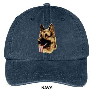 German Shepherd Hat - Embroidered II
