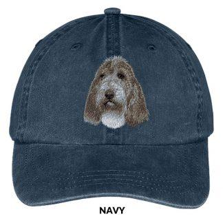 PBGV Hat - Embroidered II