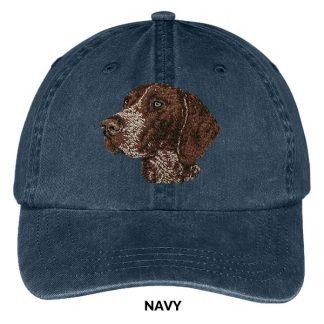 German Shorthair Pointer Hat - Embroidered II