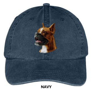 Boxer Hat - Embroidered II