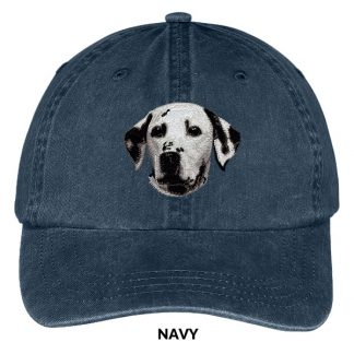 Dalmatian Hat - Embroidered II