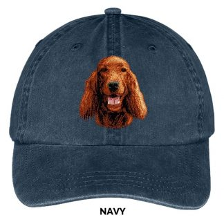 Irish Setter Hat - Embroidered II
