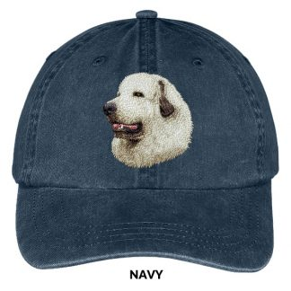 Great Pyrenees Hat - Embroidered II