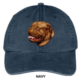 Dogue de Bordeaux Hat - Embroidered II