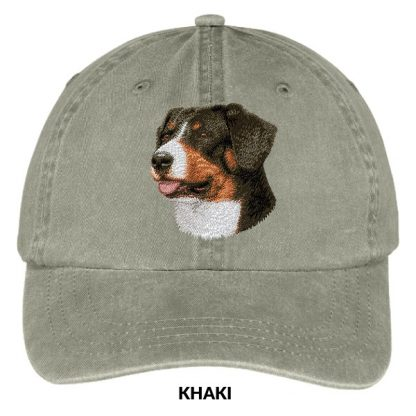 Greater Swiss Mountain Dog Hat - Embroidered II