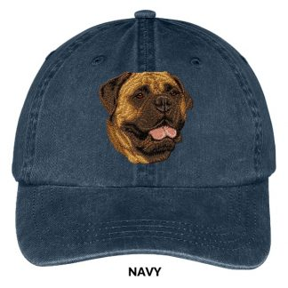 Bullmastiff Hat - Embroidered II