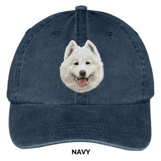 Samoyed Hat - Embroidered II