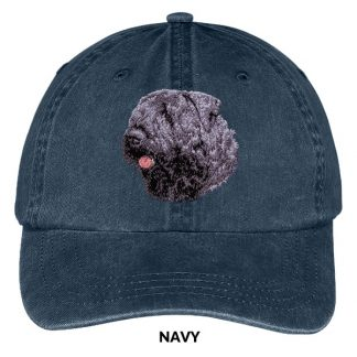 Bouvier Hat - Embroidered II (Uncropped)