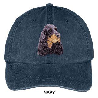 Gordon Setter Hat - Embroidered II