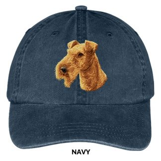 Irish Terrier Hat - Embroidered II