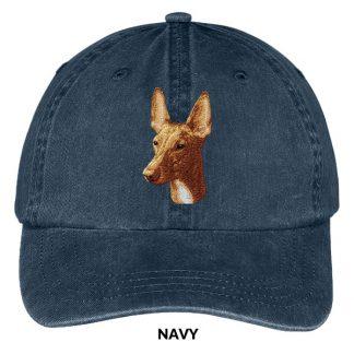 Pharaoh Hound Hat - Embroidered II
