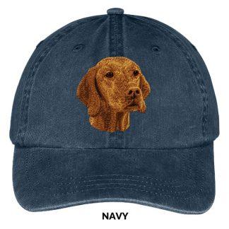 Vizsla Hat - Embroidered II
