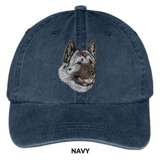 Akita Hat - Embroidered II