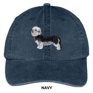 Dandie Dinmont Hat - Embroidered II