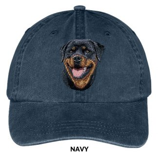 Rottweiler Hat - Embroidered II