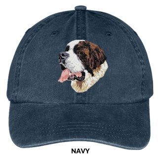 Saint Bernard Hat - Embroidered II
