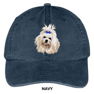 Maltese Hat - Embroidered II