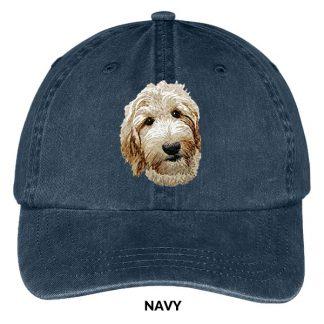 Goldendoodle Hat - Embroidered II