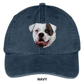 American Bulldog Hat - Embroidered II (Patch)