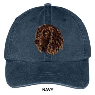 Boykin Spaniel Hat - Embroidered II