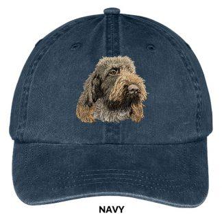 Spinone Italiano Hat - Embroidered II